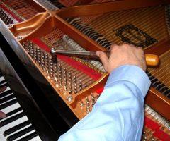 San Mateo Piano Tuner Tuning