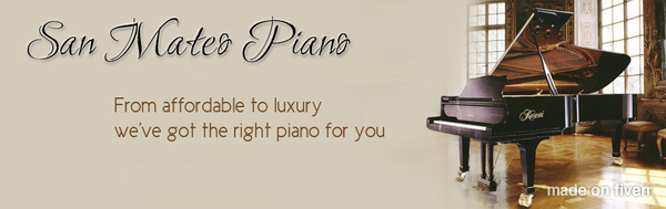 Piano Store Serving Atherton, Palo Alto, Menlo Park, Woodside,