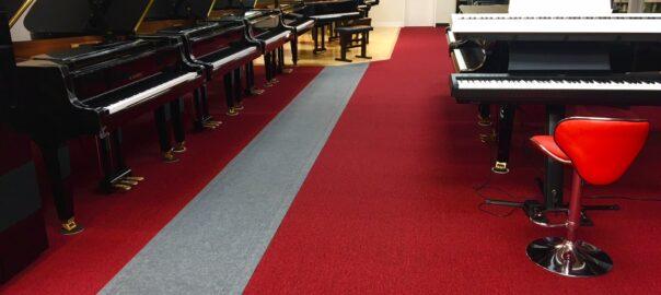 Our annual piano sale in progress